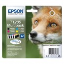 Epson originální ink C13T12854022, T1285, CMYK, blistr, 16,4ml, Epson Stylus S22, SX125, 420W, 425W, Stylus Office BX305