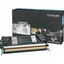 Lexmark originální toner C5222KS, black, 4000str., Lexmark C52x, C53x