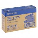 Kyocera originální toner TK1125, black, 2100str., 1T02M70NL0, KYO FS1061DN