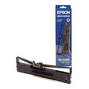 Kompatibilní páska do tiskárny, černá, pro Epson LQ 630, 630S