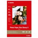 Canon Photo Paper Plus Glossy, foto papír, lesklý, bílý, A3, 260 g/m2, 20 ks, PP-201 A3, inkoustový