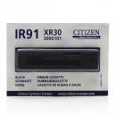 Citizen originální páska do pokladny, 3000101, IR 91, černá, Citizen IR91B, MD910, MD911, IDP3110, IDP3111, CBM900