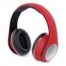 Genius HS-935BT, sluchátka s mikrofonem, ovládání hlasitosti, červená, bluetooth