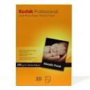 Kodak Professional Inkjet Photo paper, Metallic, papír, bílý, A3+, 255 g/m2, KPROA3+MTL, inkoustový