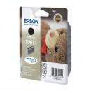 Epson originální ink C13T06114020, black, blistr s ochranou, 250str., 8ml, Epson Stylus D68PE, 88, DX3850, 4200, 4250, 4850