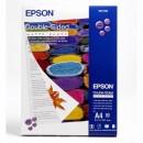 Epson Double-Sided Matte Paper, bílá, 50, ks oboustranný tisk, C13S041569, pro inkoustové tiskárny, 210x297mm (A4), A4, 178 g/m2,