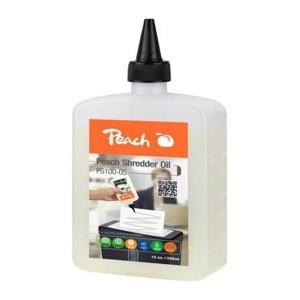 Olej pro skartovací stroje PS100-05, 355 ml, Peach