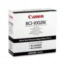 Canon originální ink BCI1002BK, black, 5843A001, Canon BJ-W3000