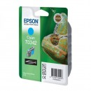 Epson originální ink C13T034240, cyan, 440str., 17ml, Epson Stylus Photo 2100