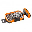 Sada bitů s rukojetí, 06-080, z chrom-vanadiové oceli, Neo Tools