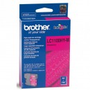 Brother originální ink LC-1100HYM, magenta, 750str., high capacity, Brother DCP-6690CW, MFC-6490CW