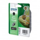 Epson originální ink C13T034840, matte black, 440str., 17ml, Epson Stylus Photo 2100