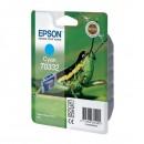 Epson originální ink C13T033240, cyan, 440str., 17ml, Epson Stylus Photo 950