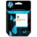 HP originální tisková hlava C4813A, No.11, yellow, 24000str., HP Business Inkjet 2xxx, DesignJet 100