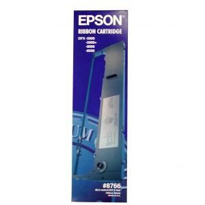 Epson originální páska do tiskárny, 8766/C13S015055, černá, 15mil., Epson DFX 5000, 5000+, 8000, 8500