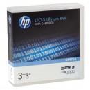 HP Ultrium RW LTO 5, 1100 (1,1 TB)/GB 3000 (3 TB)GB, labeled, světle modrá, C7975AL, pro archivaci dat