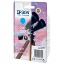 Epson originální ink C13T02V24010, 502, T02V240, cyan, 165str., 3.3ml, Epson XP-5100, XP-5105, WF-2880dwf, WF2865dwf
