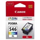 Canon originální ink CL-546XL, colour, 300str., 13ml, 8288B001, Canon Pixma MG2450,2550
