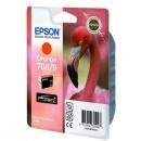 Epson originální ink C13T08794010, orange, 11,4ml, Epson Stylus Photo R1900