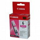 Canon originální ink BCI6M, magenta, 4707A002, Canon S800, 820, 820D, 830D, 900, 9000, i950
