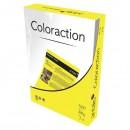Xerografický papír Coloraction, Canary, A3, 80 g/m2, středně žlutý, 500 listů, vhodný pro inkoustový tisk